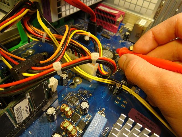 naprawa sprzętu - serwis komputerowy Andrychów