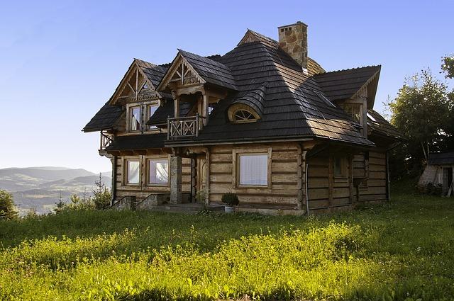 domy drewniane małopolska konstrukcja