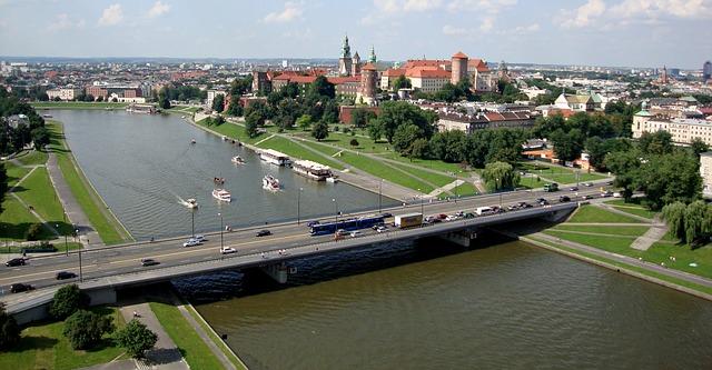 Miejsca zabudowa domów energooszczędnych w Krakowie