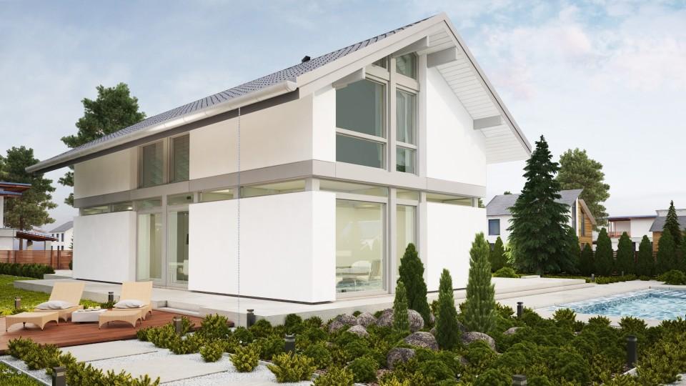 Nowoczesne domy energooszczędne w Katowicach