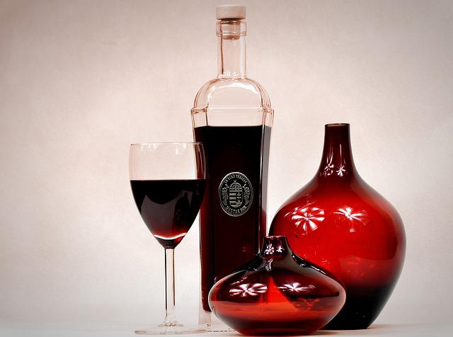 Przewoóz wina butelkowaneg