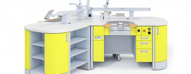 biurka protetyczne od firmy ROKO