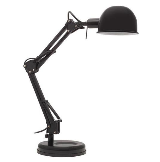 Lampka biurkowa model na metalowej nodze