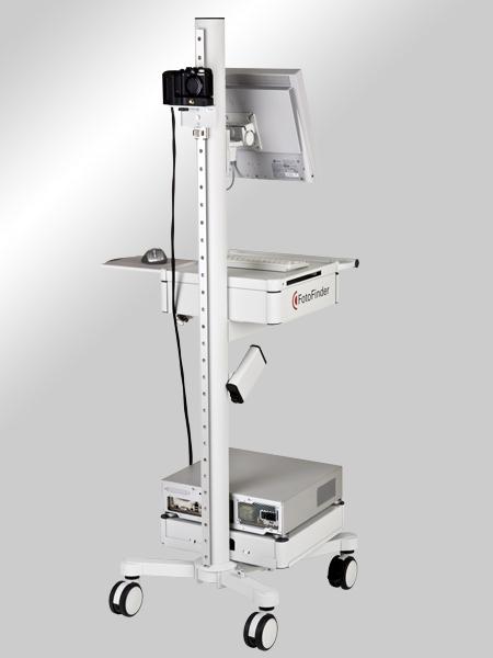 Videodermatoskop Bodystudio