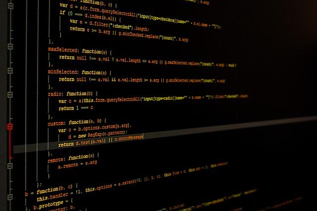 Programowanie sterownika PLC - kod źródłowy