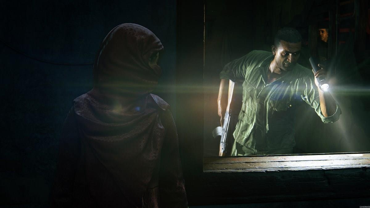 Uncharted zaginione dziedzictwo - screen z gry