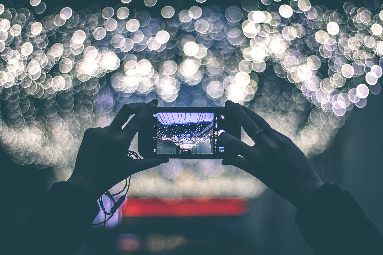 Telefon Huawei p10 do kręcenia takiej festy jest perfekt