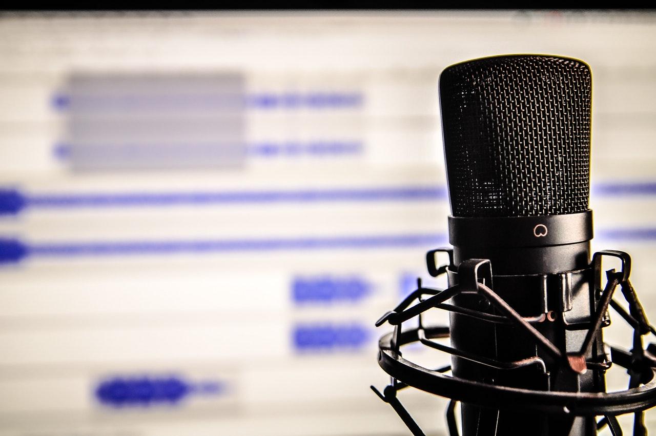 sklep pioneer mikrofon novox w koszyku antywstrząsowym