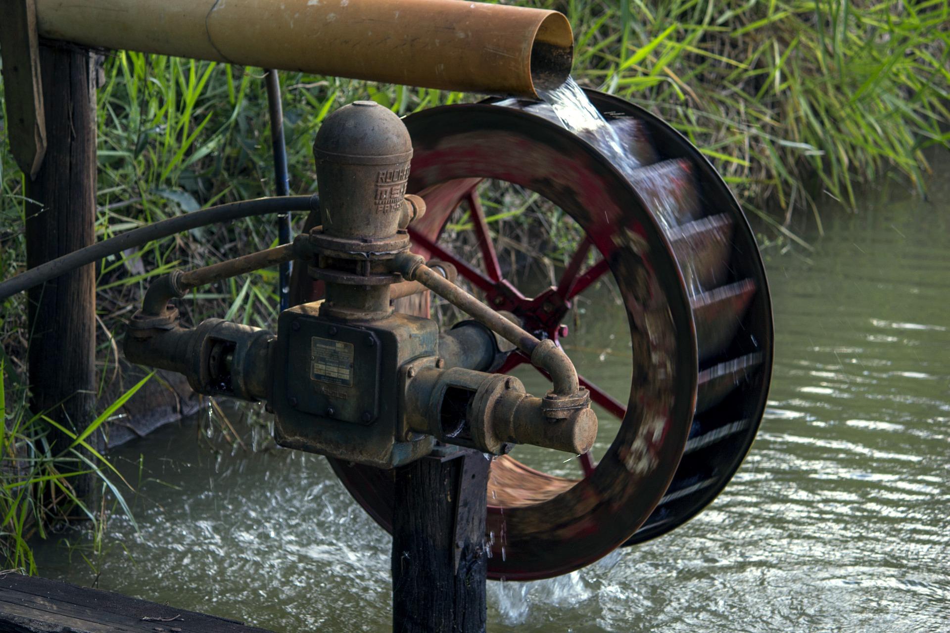 najlepsze pompy i hydrofory koło wodne