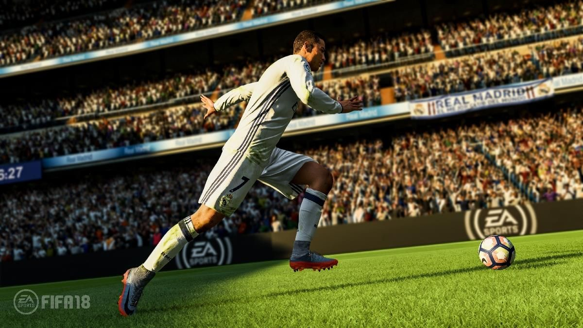 promocje fifa 18 screenshot z gry