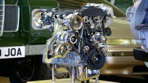 oryginalne części do samochodów włoskich, moto akuki, silnik