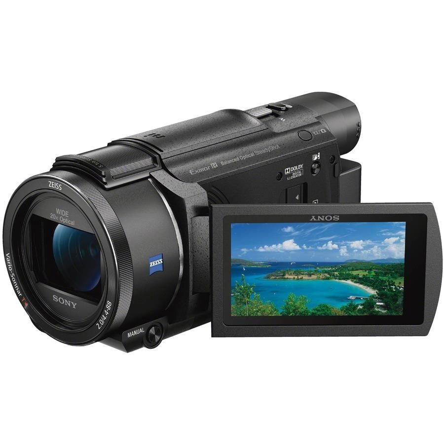 najlepsze kamery sony