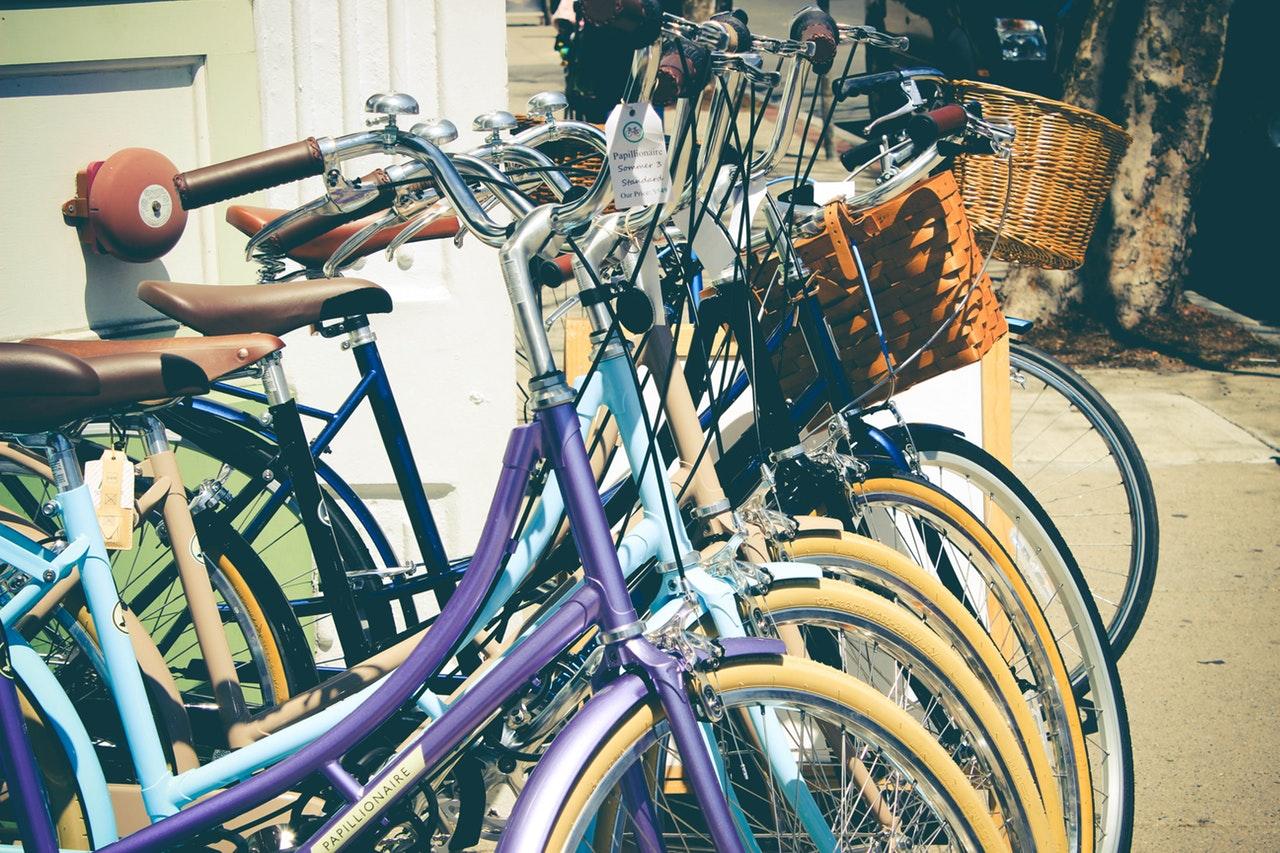 Najlepsze stojaki na rowery