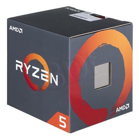 procesor ryzen 1600 przód pudełka