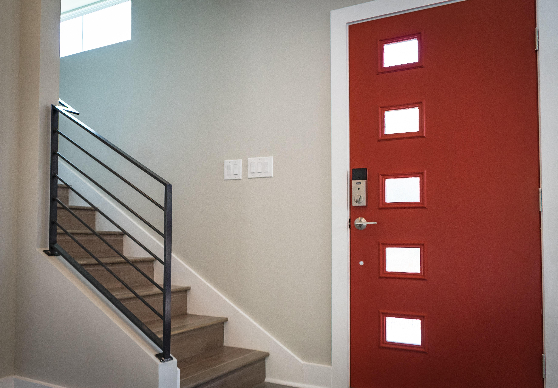 montaż drzwi Rybnik - gotowe dzieło