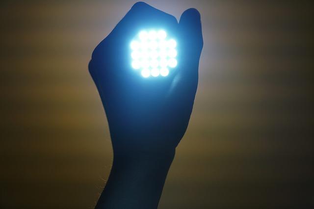 Oświetlenie LED - świetlówki LED