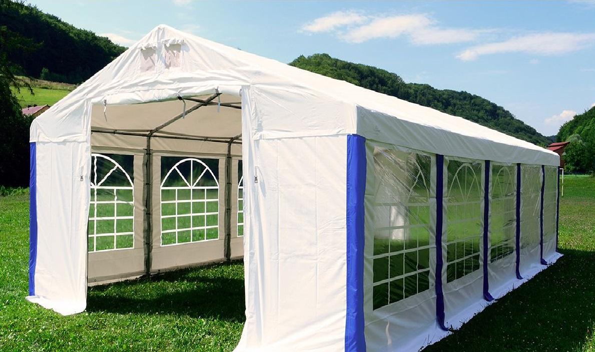namioty wystawowe to dodatkowe miejsce do zagospodarowania