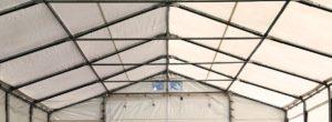 solidna konstrukcja to podstawa, która sprawia że namioty wystawowe mogą być użytkowane w wielu miejscach