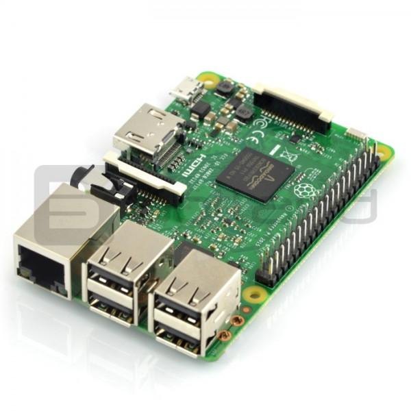 Specyfikacja urządzenia Raspberry Pi 3