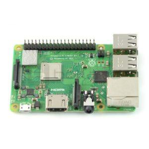 Minikomputer Raspberry Pi 3 B+