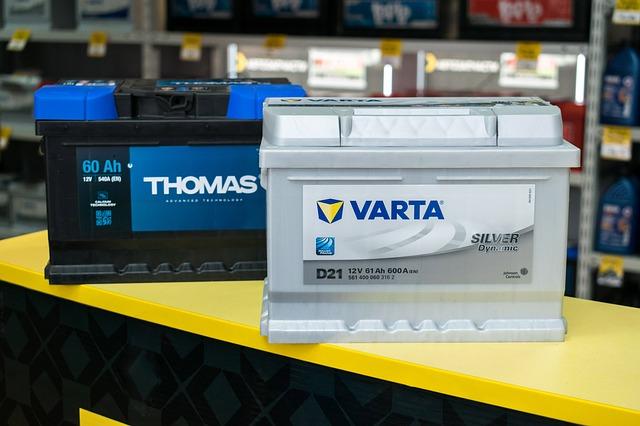 Wybierz najlepsze akumulatory
