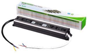 Dostępność wodoodpornych zasilaczy 12V LED znacząco rozszerza możliwości ich stosowania