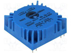 Transformatory do PCB w ofercie hurtowni TME