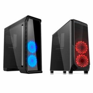 Ryzen 5 1600 gtx-1050 ti 16gb ddr4 120gb ssd w dwóch wariantach podświetlenia