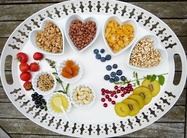 Co zawierają suszone owoce ekologiczne?