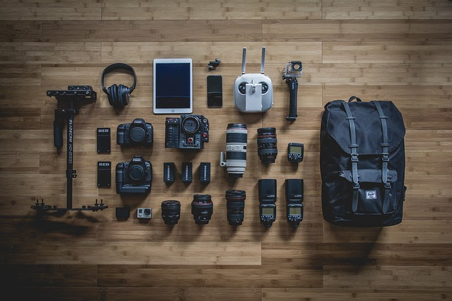 Pierścienie odwrotnego mocowania mogą być elementem ekwipunku początkującego fotografa.
