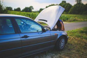 Problematyczne zdarzenie - wypadek samochodowy za granicą