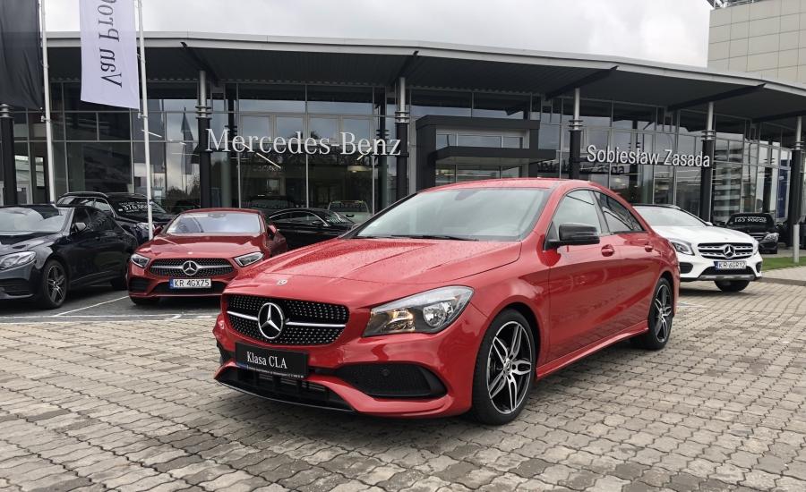 Dealer samochodów Mercedes Kraków