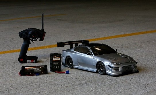 Nissan Silvia S15 rc zestaw
