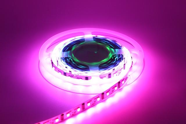 Taśma LED RGB - rodzaje i budowa