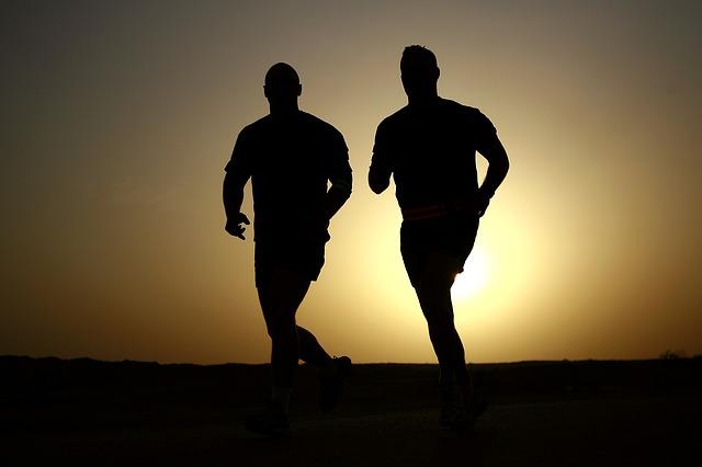 New Balance męskie to świetne obuwie do biegania.