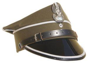 Nakrycie głowy wchodzące w skład munduru wyjściowego Wojska Polskiego