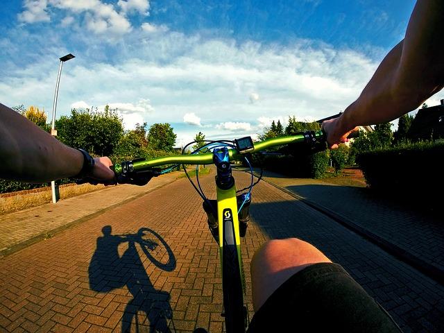 Szelki do GoPro umożliwiają uzyskanie ciekawej, dynamicznej perspektywy.
