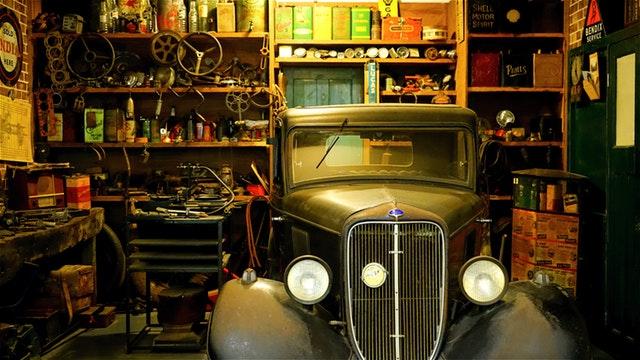 philips led 200w wydajne oświetlenie do garażu