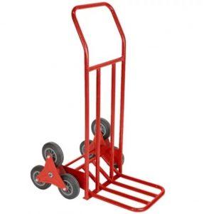 Wózki transportowe schodowy