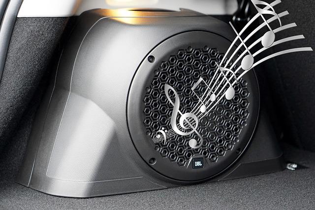 JL Audio subwoofer to przyszłość głośników samochodowych