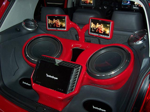 rockford audio to nowoczesny system nagłaśniania auta