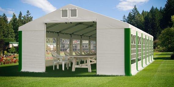 Namioty imprezowe urządzisz według swojego pomysłu.