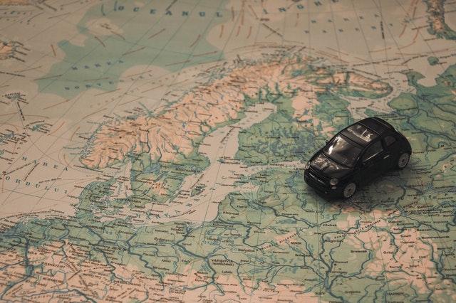 Transport samochodu po wypadku w niemczech - pomoc rzeczoznawcy