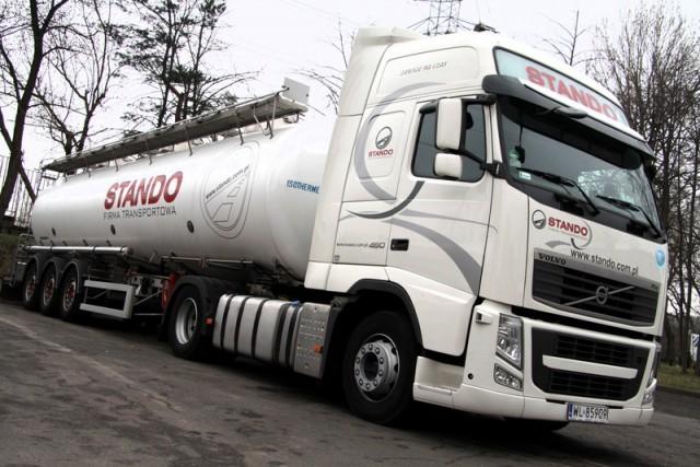 Transport ADR to przewóz niebezpiecznych substancji