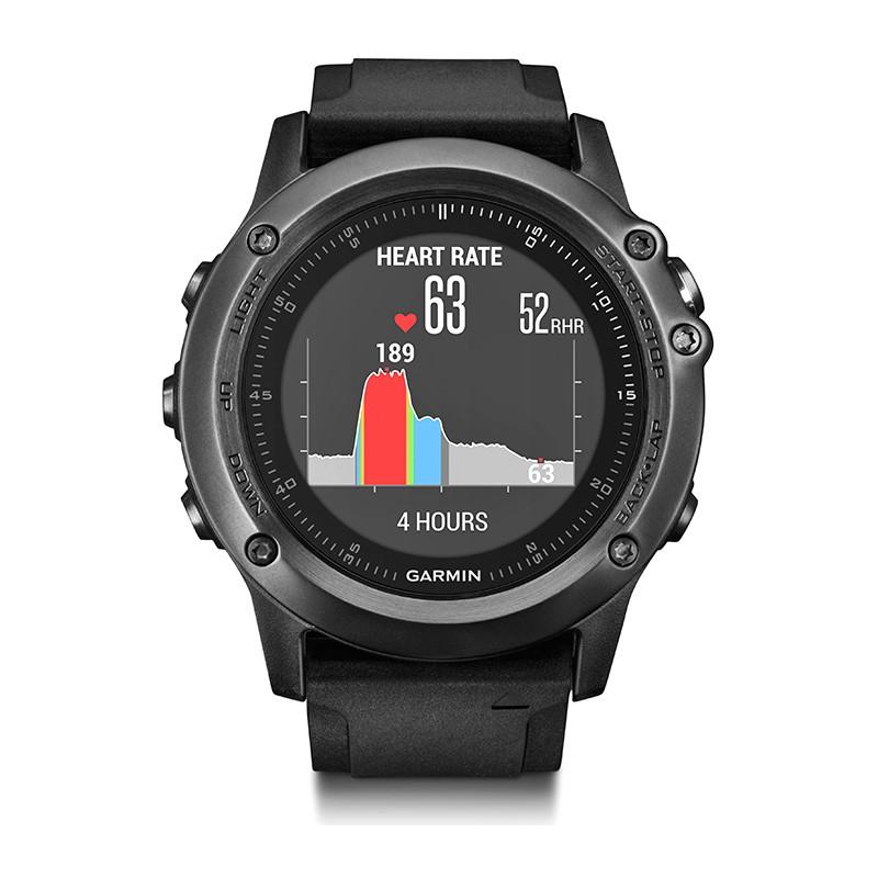 Garmin fenix 3 to zegarek dla prawdziwych sportowców.