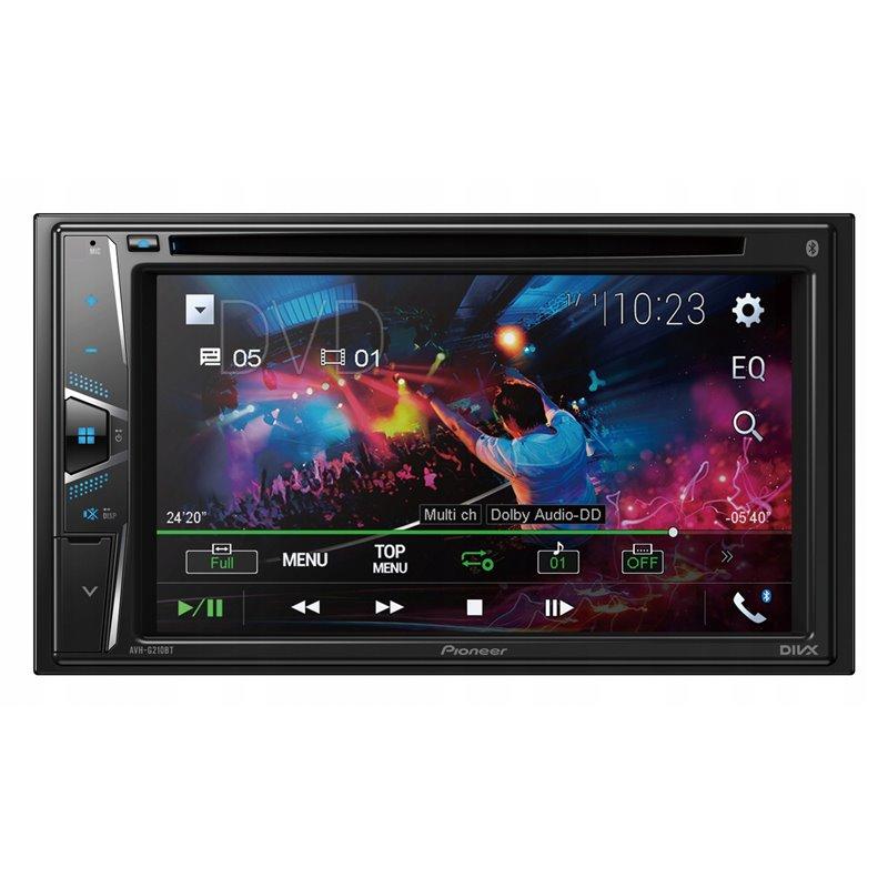 pioneer g210bt - stacja multimedialna