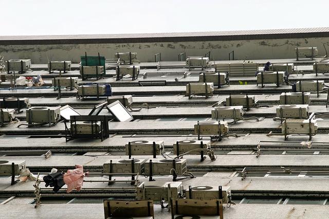 pompy próżniowe przydadzą się podczas instalacji klimatyzacji
