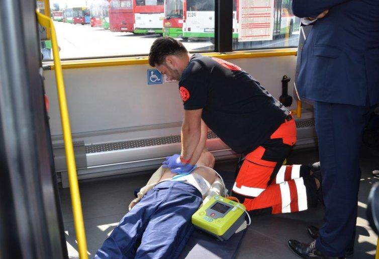 Lifepack plecak pomoże Ci przeprowadzić udaną resuscytację.