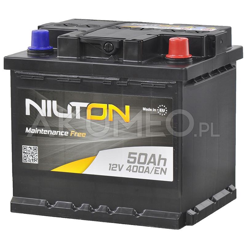 akumulatory do łodzi - niuton