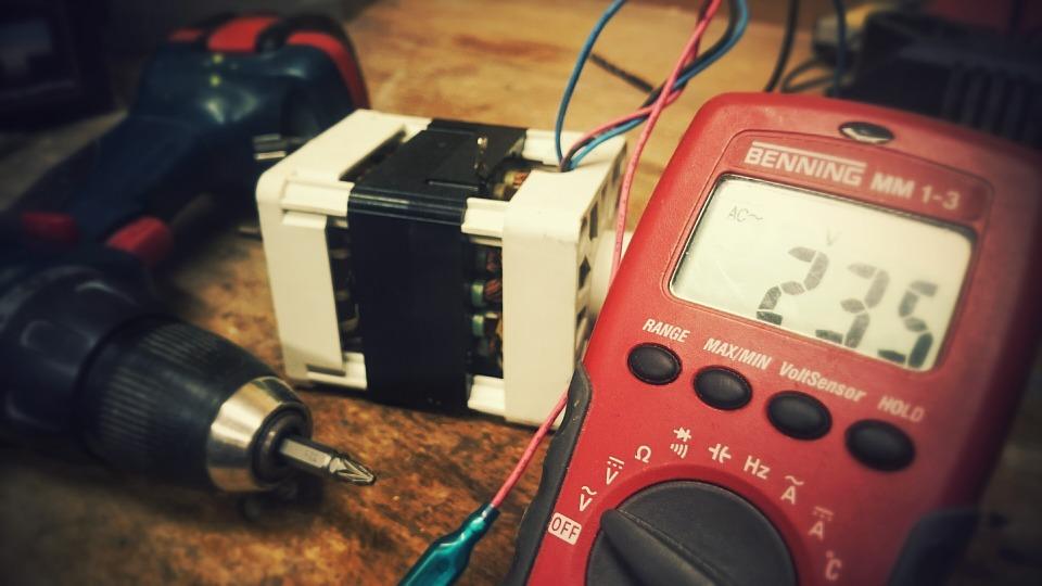 aparatura elektryczna w gospodarstwie domowym